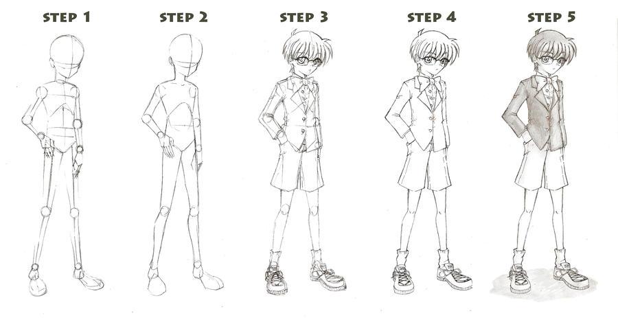 Basic full-body boy tutorial by red-jello04 on DeviantArt