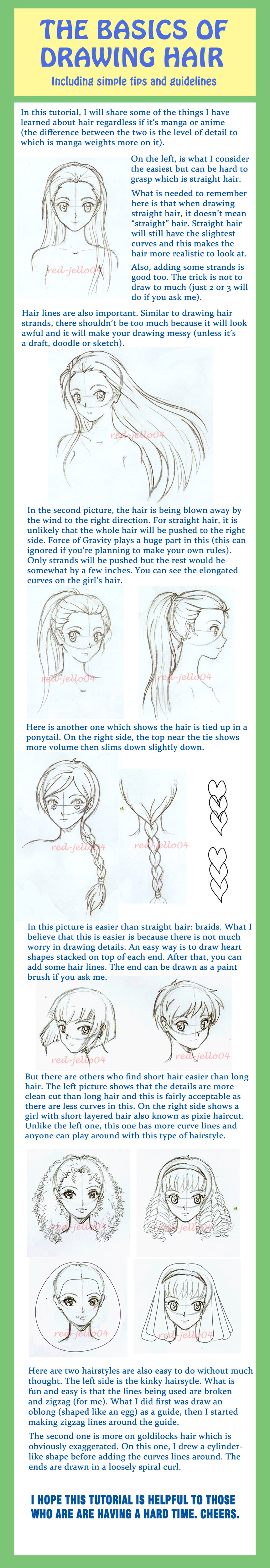 Basic Hair Tutorial by red-jello04