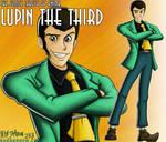 JLAnime 3: Lupin III