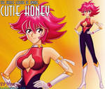 JLAnime 4: Cutie Honey