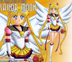 JLAnime 7: Sailor Moon by ninjatron