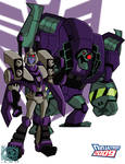 TFA Blitzwing and Lugnut