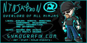 Ninjatron's ID 2011