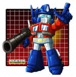 SD Optimus Prime