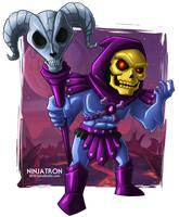 SD Skeletor by ninjatron