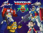 Transformers X Anime