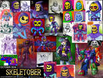 #Skeletober 2016 Complete by ninjatron