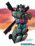 WILDCARD - Combaticon Vortex