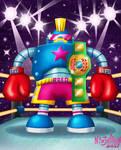 ROBO CHAMP by ninjatron