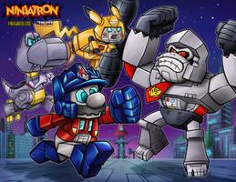 Super SmashFormers by ninjatron