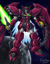 Gundam Wing - Epyon by ninjatron