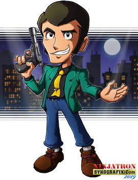 SD Lupin the Third