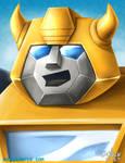 Stream Sub Sketch - G1 Bumblebee