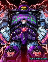 #Skeletober 2019 Day 12: He-Buster Armor Skeletor