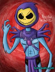 #Skeletober 2019 Day 30 - Jack Skelingtor Returns