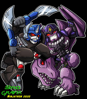 SD Beast Wars