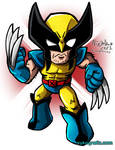 SD Wolverine by ninjatron