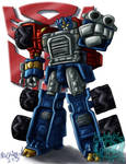 TF Armada: Optimus Prime