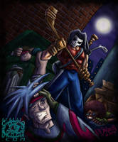 Casey Jones by ninjatron