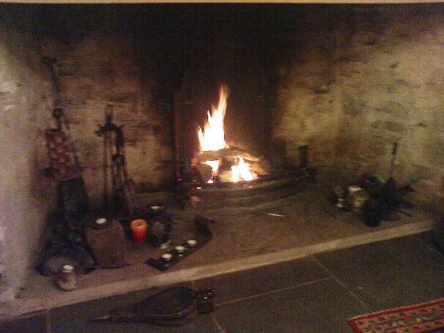 Medieval Fireplace by BatmanofTheFuture on DeviantArt