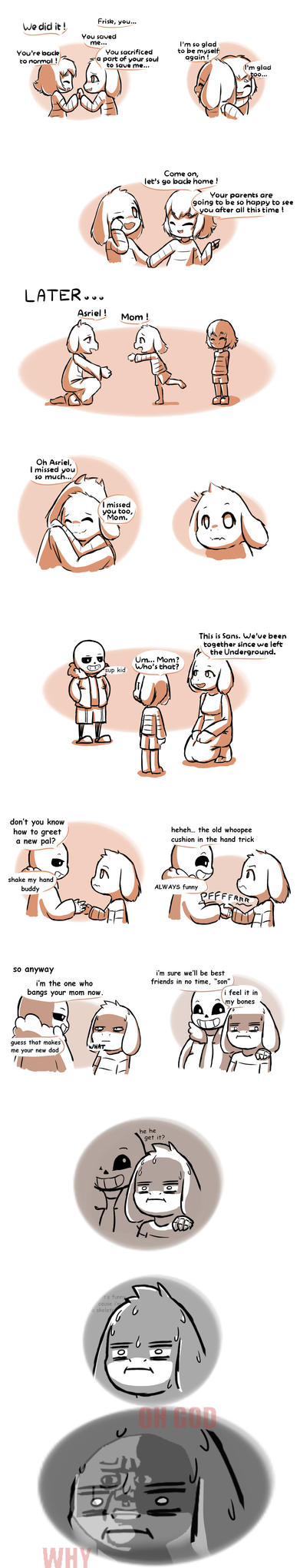 Why you shouldn't ship Sans and Toriel by GREATLORDHELIX