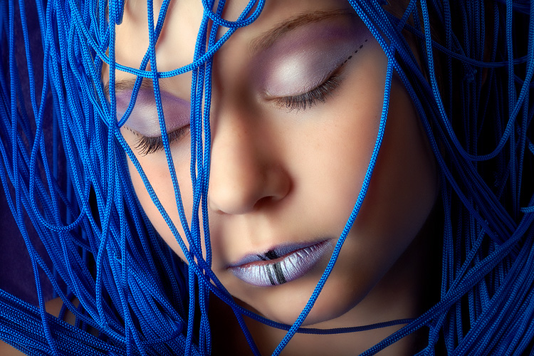 Dreaming in Blue by mobiusco-photo