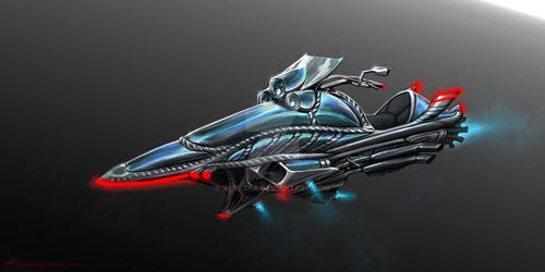 Hovercycle