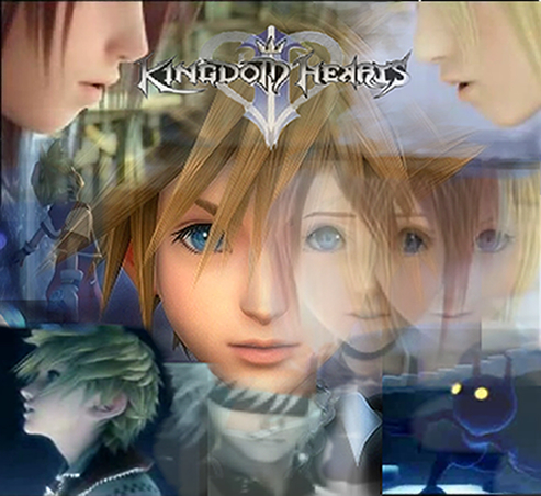 Kingdom Hearts by Ly-riane