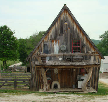 Little House on the Prairie by CelticStrm-Stock by CelticStrm-Stock