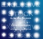 Glow Ball Brush Exclusive Stock