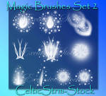 Magic Brushes 2 by CelticStrm-Stock