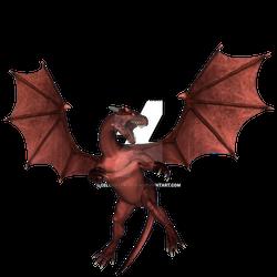 Blood Dragon 4 by CelticStrm-Stock