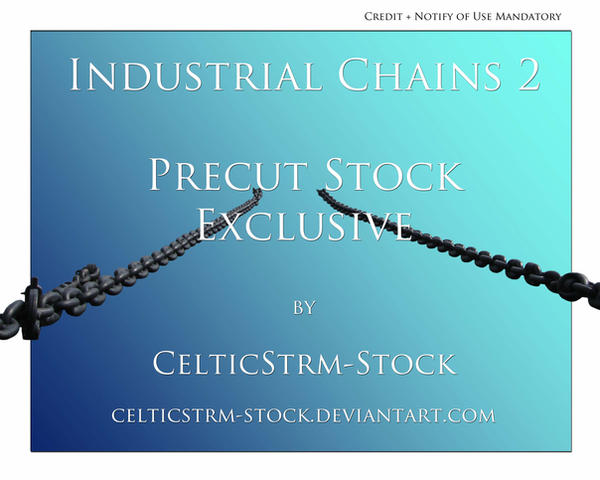 Industrial Chains 2 by CelticStrm-Stock by CelticStrm-Stock