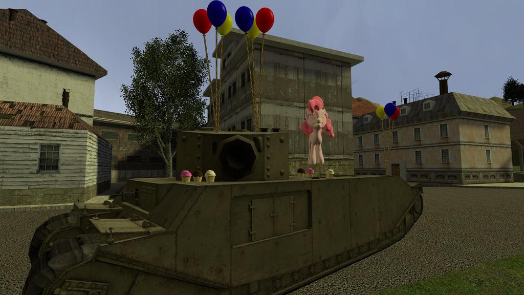 Ponies und Panzers 6 by mRcracer