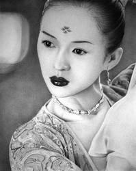 Zhang Ziyi - HOFD by KLSADAKO