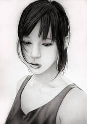 Maki Horikita by KLSADAKO