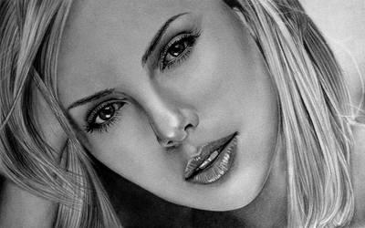 Charlize Theron by KLSADAKO