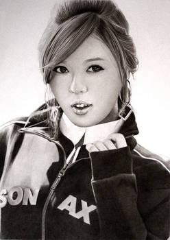 Hwang Mi Hee - COVERED