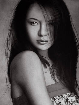 Zhang Ziyi - Bad hair Day