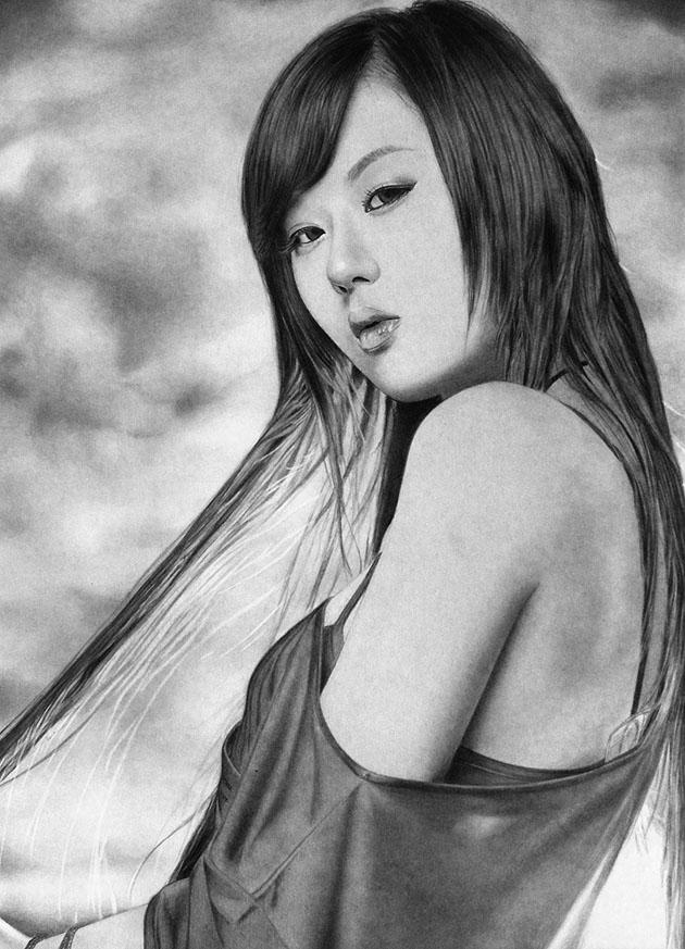 Hwang Mi Hee - MYSTIQUE by KLSADAKO