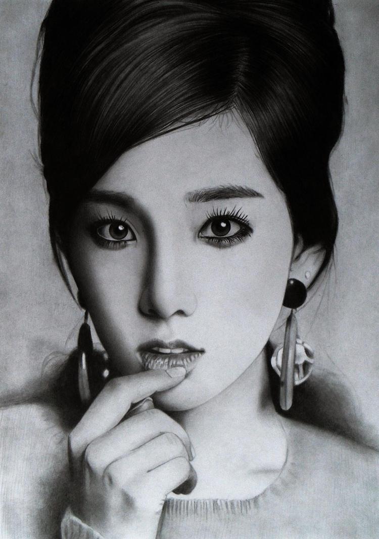 Taeyeon by KLSADAKO