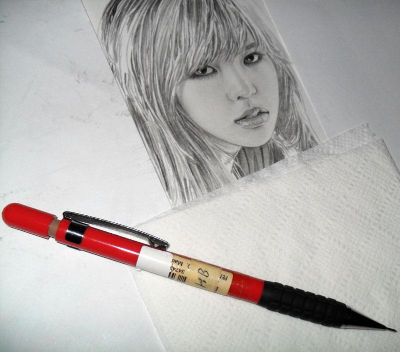 1st Drawing of 2K13 WIP1 by KLSADAKO
