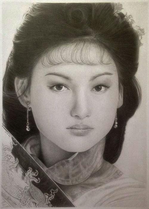 Kung Fu Goddess by KLSADAKO
