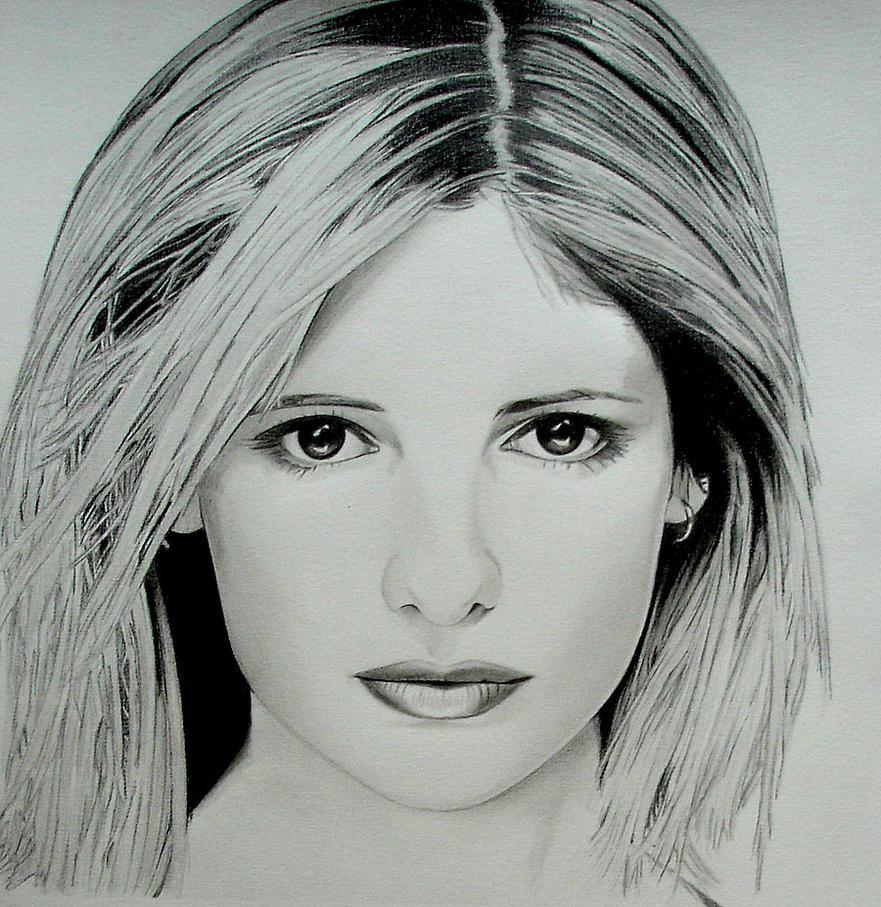 Buffy by KLSADAKO