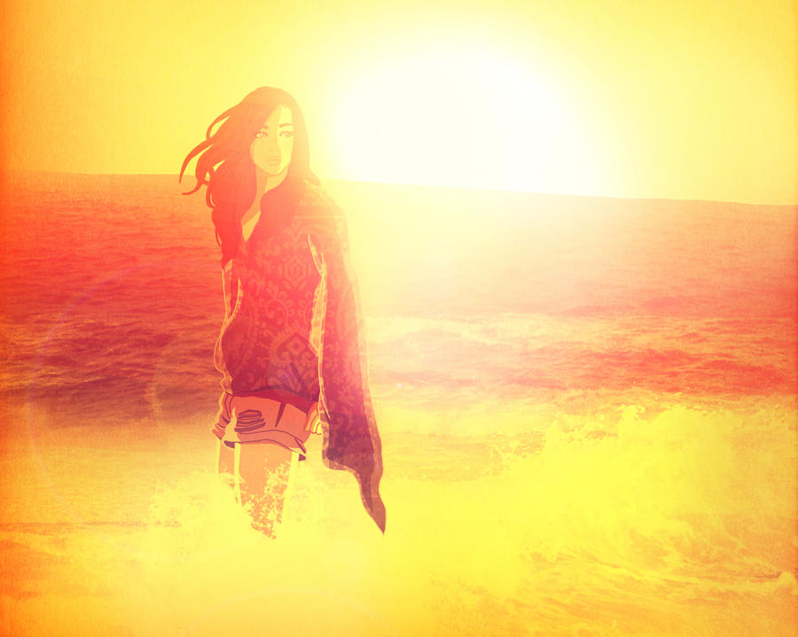 The Smell of Summer Can Make Me Fall in Love by ScarletLady