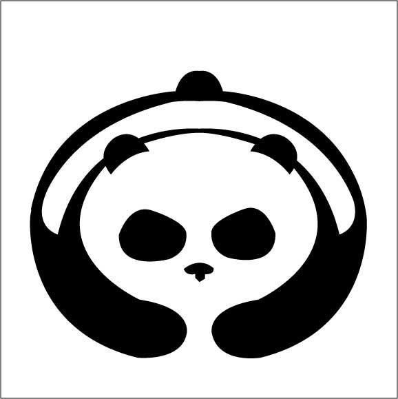 Panda Logo Panda logo by scarletlady