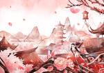 Novel Cover Commission for Yingdream J.