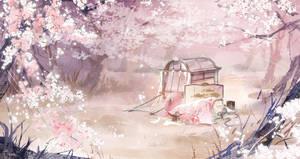 Our sakura forest