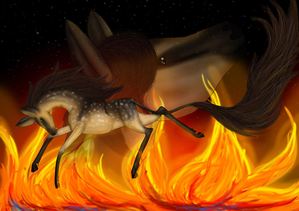 Born in fire, made of flames - WON!- by nerwen-wilwarin