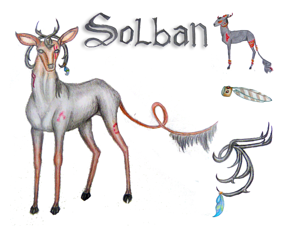 Solban | Stag | Retired Guard